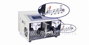 Automatic Jacketed Cable Stripping Machine Bj-ht2