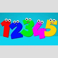 Numbers Song  Number Song  123 Song Youtube