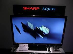 Sharp AQUOS LED... Sharp Tv