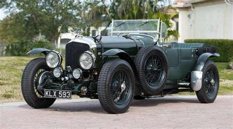 Bentley Race Car by Motor N Prized 1949 Bentley Race Car To Be Auctioned