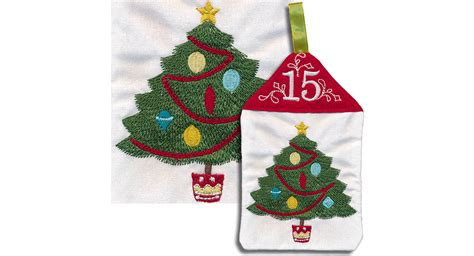 Holly Jolly Ornament Tutorial • Weallsew • Bernina Usa's