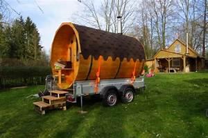 Mobile Sauna Für Zuhause : 81 besten eine sauna f r den garten bilder auf pinterest ~ Sanjose-hotels-ca.com Haus und Dekorationen