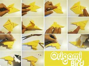 Origami Kranich Anleitung : origami tiere basteln 21 witzige ideen mit anleitungen ~ Frokenaadalensverden.com Haus und Dekorationen