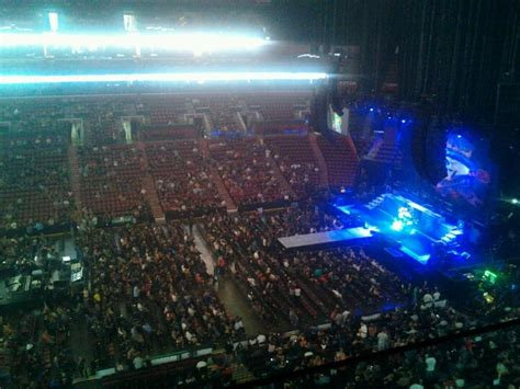 BB&T Center Club C1 Concert Seating - RateYourSeats.com