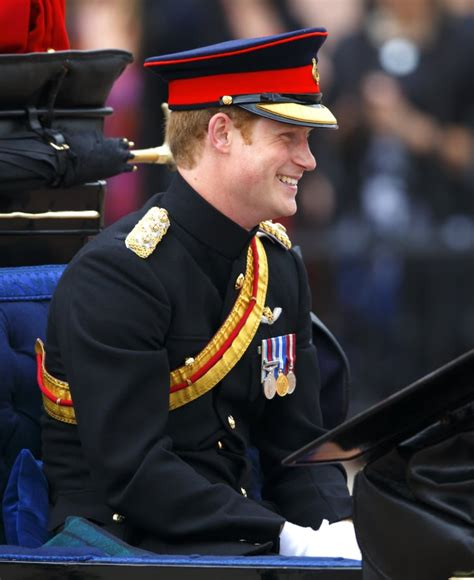 Photos of Prince Harry in Uniform | POPSUGAR Celebrity UK ...