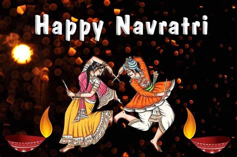 Animated Navratri Wallpapers - happy navratri dandiya wallpaper