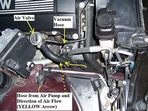 test  bmw  pressure controlled crankcase