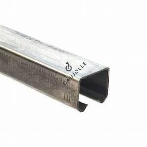 Rail Pour Porte Galandage : rail de 3 m tres pour porte galandage suspendue de 85 kilos ~ Premium-room.com Idées de Décoration