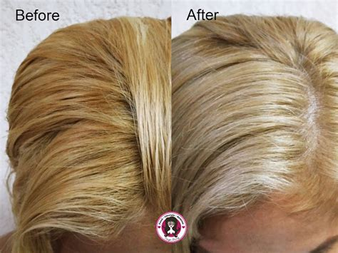 Toning Brassy Hair With Wella Color Charm T18