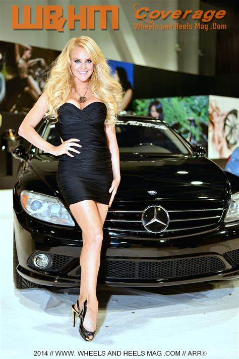 whm wheels  heels magazine stunning sema models