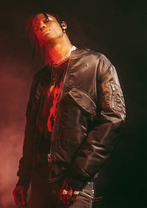 Travis Scott Mixing Texas and Australia with Ksubi – PAUSE