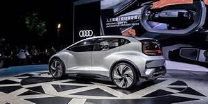 Audi bringt Q2 L e-tron und Studie AI:ME nach Shanghai