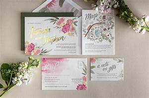 hello may the distillery celebrations With foil wedding invitations sydney