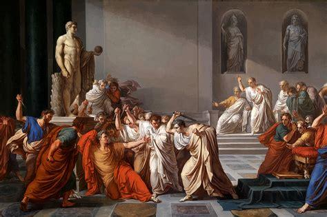 Brut je 15. marta izdao i ubio Julija Cezara