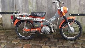 Honda Ct90 Classic 1972 Trail Bike For Sale On Ebay