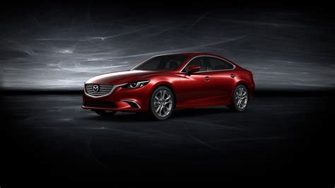 2018 Mazda 6 Hd Wallpaper