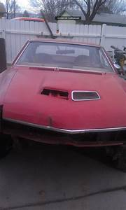 1970 Amx 390 4 Speed Rare Barn Find Make Drag Car Or Race