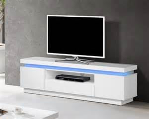 Meuble Tv Led Conforama : meuble tv blanc conforama ~ Dailycaller-alerts.com Idées de Décoration