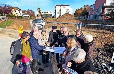 Jung Und Alt Unter Einem Dach Das Projekt Aegidienhof by Holzgerlingen Ein Geb 228 Ude F 252 R Jung Und Alt Drei