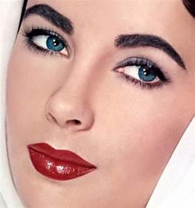 Elizabeth Taylor.. #Classic Makeup #Classic Beauty ...