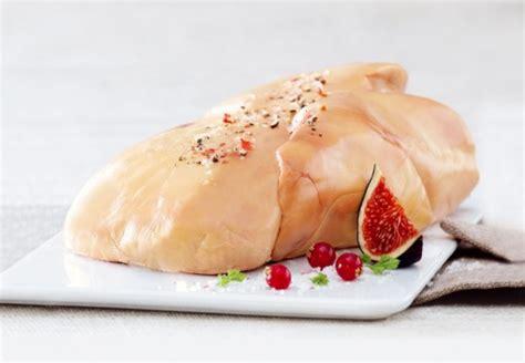 cuisiner le foie gras cru foie gras cru