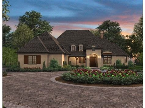 Country Style House Plan 3 Beds 2 5 Baths 2930 Sq/Ft