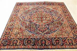 tapis persan royal noue a la main persian lawer kirman With tapis persan avec canapé convertible 175 cm