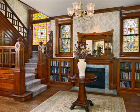 Victorian Interior Home Design Ideas, Pictures, Remodel