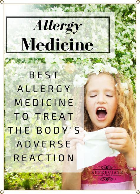 allergy medicine  sinus runny nose  congestion