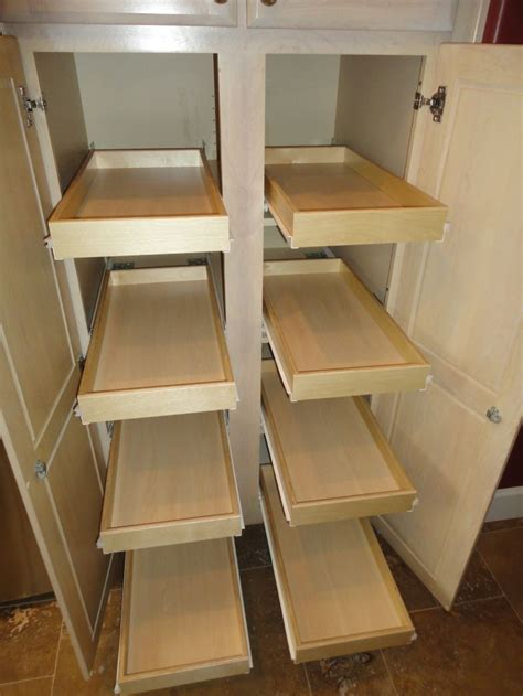 pantry cabinet with pull out shelves 33 best pull out pantry shelves images on pinterest