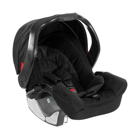 siège auto coque junior baby midnight black groupe 0 de