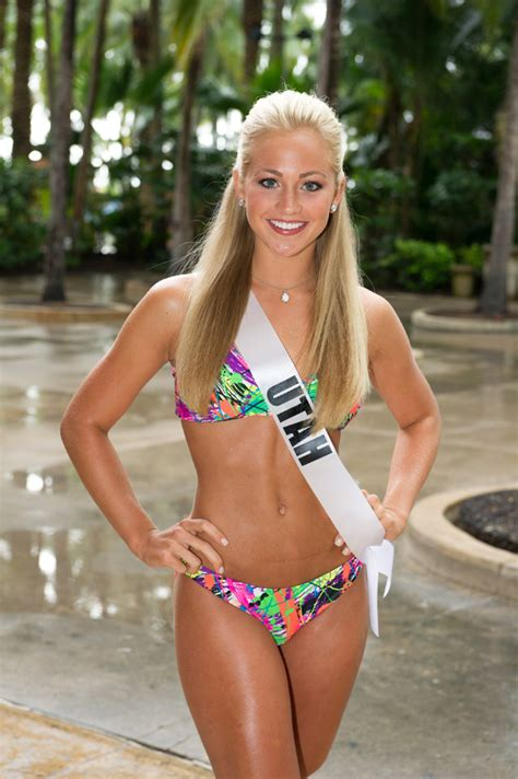 Miss Teen USA 2014 Top Swimsuit Bodies | Pageant Planet