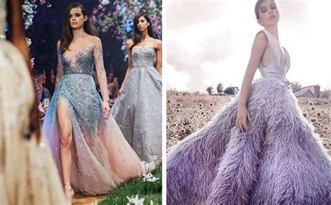 10 Spectacular Ombre Wedding Dresses That