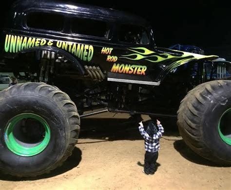 victorville monster truck show monster truck event excites crowd at high desert event