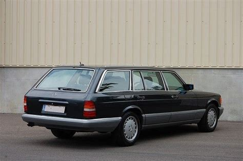 Mercedesbenz W126 560 Sel Kombi  Only Cars And Cars