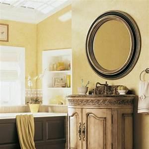 Putz Für Bad : badezimmer ohne fliesen mal anders gestalten 26 ideen ~ Watch28wear.com Haus und Dekorationen