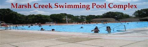 Marsh Creek Swim Lessons  Summer Todos Pinterest