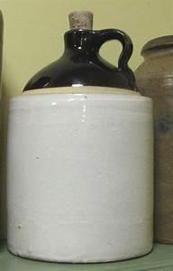 Stoneware One Gallon Whiskey/Moonshine Jug Circa 1895 ...