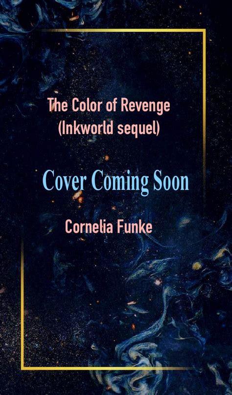 color  revenge book release date fantasy releases