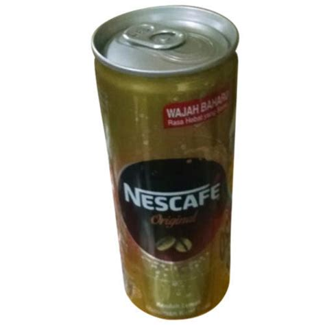Some coffee chains have their own fancy nicknames for sizes, too(i'm looking at you, starbucks!). Nescafe Cold Coffee, Packaging Size: 240 ML, Rs 55 /unit | ID: 15583371233