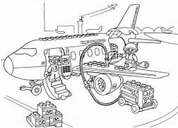 City Policeman Downloads Printable Coloring Pages For Kids Colouring Lego