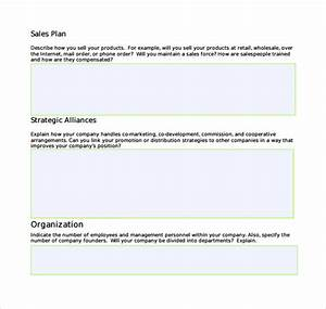 sample sales plan template 17 free documents in pdf With retail sales plan template