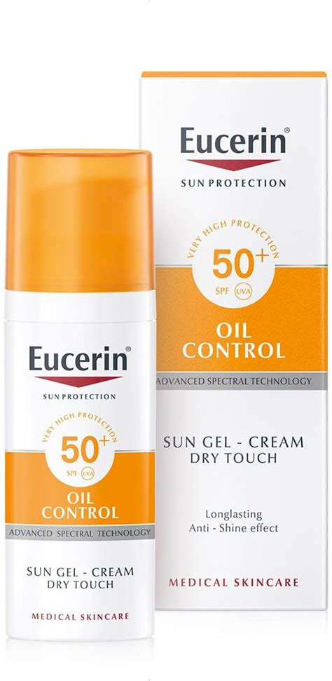 Sun Gel-Cream Oil Control SPF 30 | sunscreen for oily