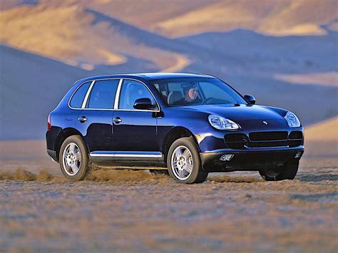 Porsche Cayenne (955) Specs  2002, 2003, 2004, 2005, 2006