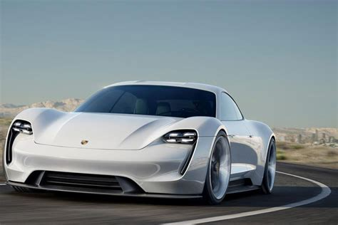 Porsche's Allelectric Tesla Rival Could Cost Less Than
