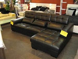 Ashley furniture leather sectional sofa sectional sofa for Ashley leather sofa