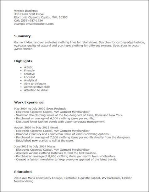 retail sales associate resume sle u0026 writing guide