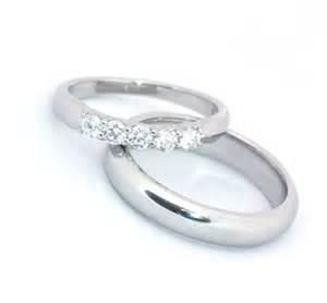 unclaimed diamonds wedding ring platinum ring set wedding rings pictures