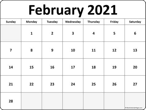 Calendar by hippie projects 18 months in total you can choose the starting month features federal holidays us and can calendars: February 2021 calendar   free printable calendar templates