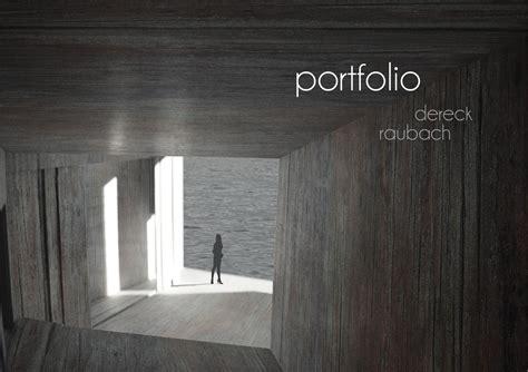 12772 architecture cover page design dereck raubach epfl architecture portfolio 2013 by